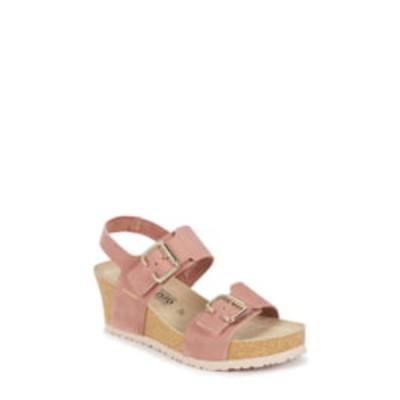 メフィスト サンダル シューズ レディース Lissandra Platform Wedge Sandal Old Pink Leather