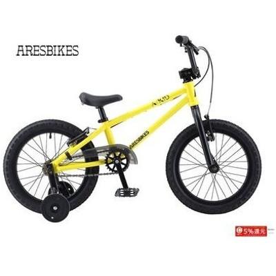"""(店舗受取送料割引)アレスバイク(ARESBIKES) 20'A/KID キッズBMX16"""""""