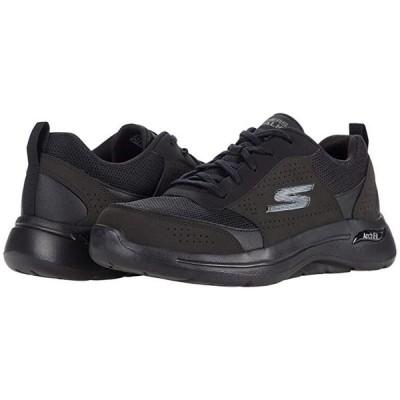 スケッチャーズ Go Walk Arch Fit - 216122 メンズ スニーカー 靴 シューズ Black