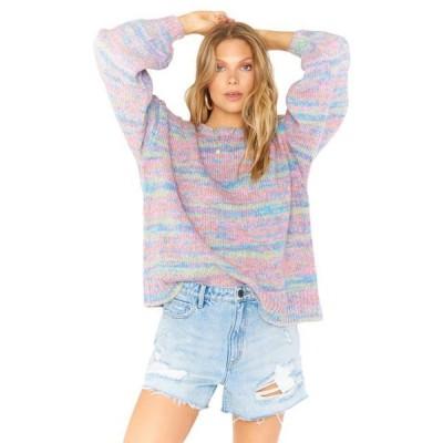 レディース スウェット Pismo Sweater