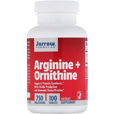 アルギニン + オルニチン, 750 mg, 100 Easy-Solv 粒