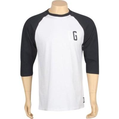 ユニセックス 衣類 アパレル DGK G 3/4 Sleeve Jersey Tee (navy)