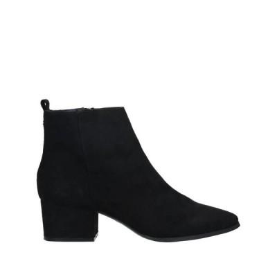 KG KURT GEIGER ショートブーツ ファッション  レディースファッション  レディースシューズ  ブーツ  その他ブーツ ブラック