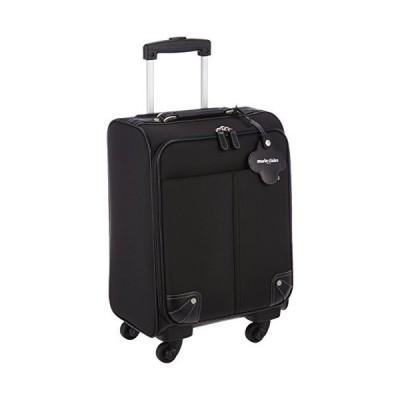 マリ・クレール スーツケース クロード 機内持込可 18L 40 cm 2.22kg 26685 ブラック
