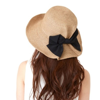 COMMON WARE / Aurelia / LILIANAギャザーブレードハット WOMEN 帽子 > ハット
