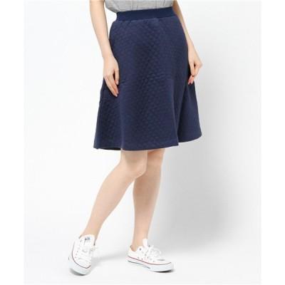 スカート キルティングスカート