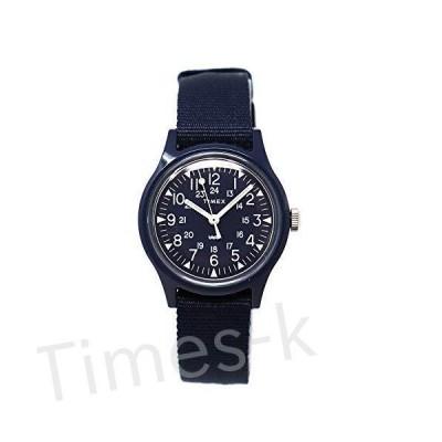タイメックス TIMEX 腕時計 日本限定 TW2T33800 camper オリジナルキャンパー 29mm (ネイビー)