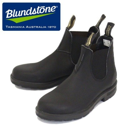 Blundstone (ブランドストーン) BS510089 #510 CLASSICS クラシック チェルシー サイドゴア レザーブーツ Voltan Black BS002