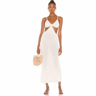 カルト ガイア Cult Gaia レディース ワンピース ワンピース・ドレス Serita Dress Off White
