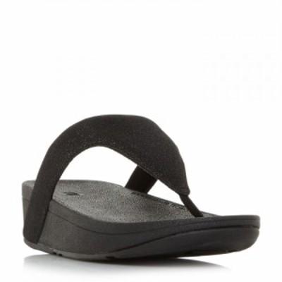 フィットフロップ Fitflop レディース シューズ・靴 Lottie Glitz Ld13 Black