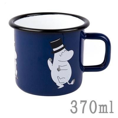 ムーミン グッズ ムーミンパパ マグカップ コップ 370ml MOOMIN ムーミン×muurla ホーロー ムーミンマグ ティーカップ プレゼント ギフト 北欧 かわいい