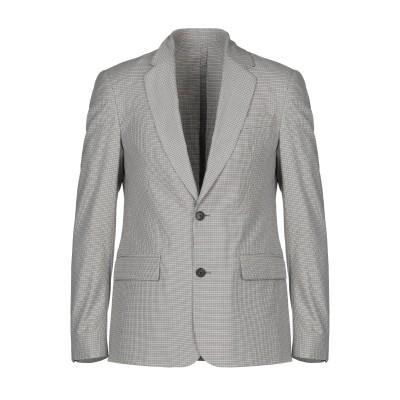 SANDRO テーラードジャケット ベージュ 48 バージンウール 60% / コットン 40% テーラードジャケット