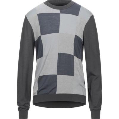 アルマーニ GIORGIO ARMANI メンズ ニット・セーター トップス sweater Lead