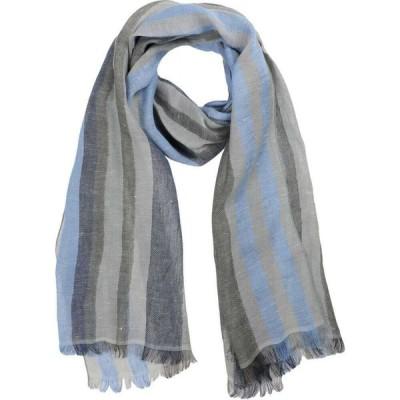 アルマーニ ARMANI COLLEZIONI レディース マフラー・スカーフ・ストール scarves Grey