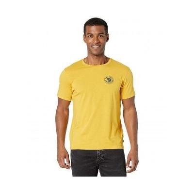 Fjallraven フェールラーベン メンズ 男性用 ファッション Tシャツ 1960 Logo T-Shirt - Ochre