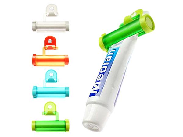可吊式便利擠牙膏器(1入)【D880966】顏色隨機出貨