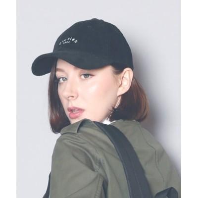 (MAISON mou/メゾンムー)【DICKIES/ディッキーズ】CLASSIC CORDUROY CAP/クラシックコーデュロイキャップ/ユニセックス ブラック