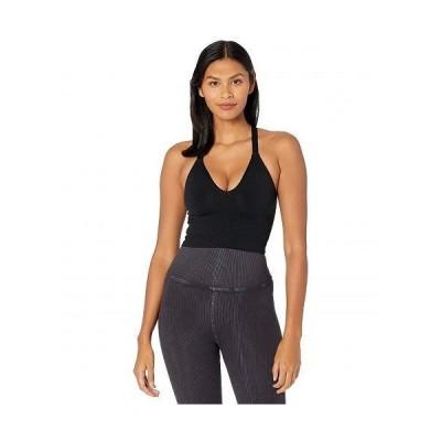 FP Movement レディース 女性用 ファッション アクティブシャツ Good Karma Crop Top - Onyx