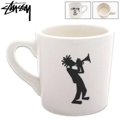 ステューシー マグカップ STUSSY All That Jazz ( stussy mug マグ コップ 138716 USAモデル 正規 小物 )