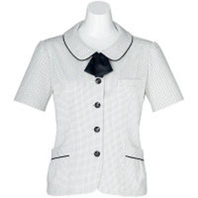 ボンマックスボンマックス BONOFFICE ソフトジャケット ホワイト 17号 LJ0754-15 1着(直送品)