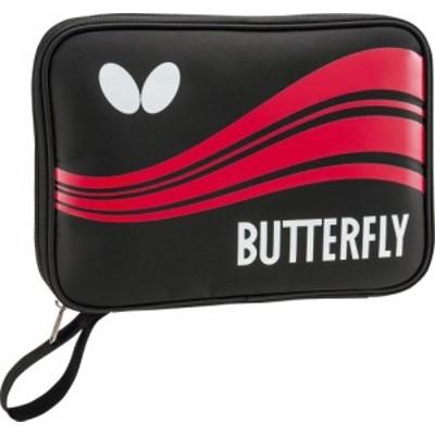 Butterfly(バタフライ) 卓球 ケース SWEEB CASE(スウィーブ・ケース) メンズ・レディース 【レッド】 63000 006