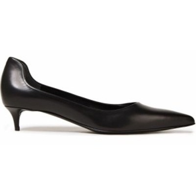バレンシアガ BALENCIAGA レディース パンプス シューズ・靴 glossed-leather pumps Black