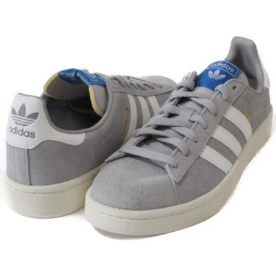 アディダス オリジナルス キャンパス 灰色 B37846 ADIDAS ORIGINALS CAMPUS SUEDE メンズ グレー スエード スニーカー 靴 新品