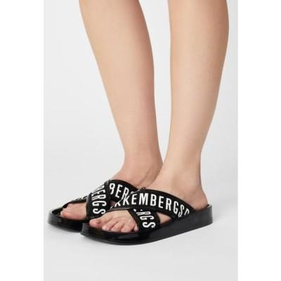 ビッケンバーグ レディース 靴 シューズ NOEMY - Mules - black