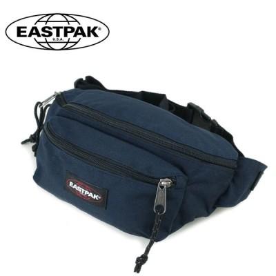 EASTPAK イーストパックEK073 DOGGY BAG 3Lドギーバッグ 3リットルCLOUD NAVY(クラウドネイビー)ヒップサック ショルダー 黒 紺 男女兼用 フェス