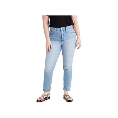 Madewell Classic Straight Jeans in Meadowland Wash レディース ジーンズ Meadowland Wash