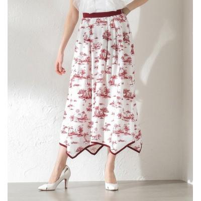 【ラブレス/LOVELESS】 【LOVELESS】WOMEN Toile du Jouy マキシスカート