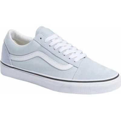 バンズ レディース スニーカー シューズ Vans Old Skool Seasonal Canvas Sneaker Ballad Blue/True White
