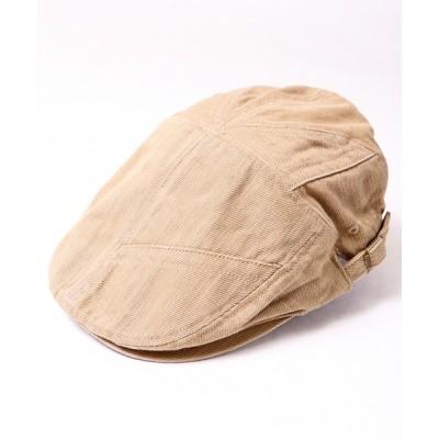 FUNALIVE / 【SENSE OF GRACE】7 HUNTING LABE ハンチング ベレー帽 MEN 帽子 > ハンチング/ベレー帽