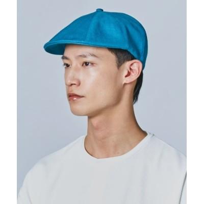 OVERRIDE / 【OVERRIDE】JAPAN LINEN HUNTING / 【オーバーライド】ジャパン リネン ハンチング MEN 帽子 > ハンチング/ベレー帽