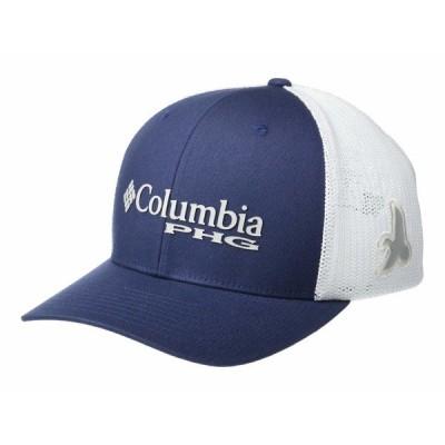 コロンビア 帽子 アクセサリー メンズ PHG Mesh Ballcap Nocturnal/Columbia Grey/Bird