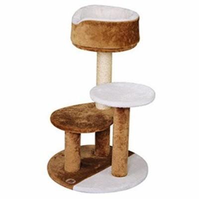 猫クライミングフレーム ペットはミディアムペットの猫の自然サイザルロー (新古未使用品)