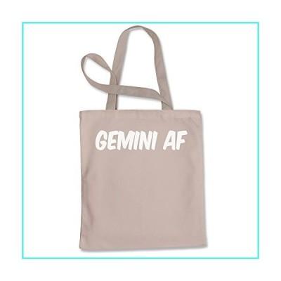 【新品】Tote Bag Gemini AF Natural Shopping Bag(並行輸入品)