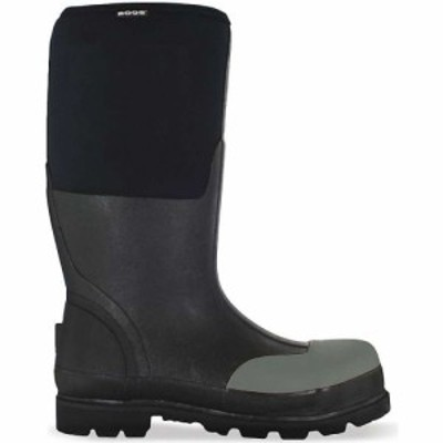 ボグス Bogs メンズ レインシューズ・長靴 シューズ・靴 Forge Steel Toe Boot Black