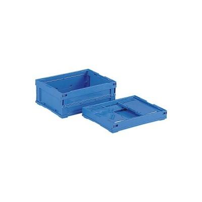 折りたたみコンテナボックス:サンコー(三甲)オリコン:19B-2:551550:外寸428×329×177mm
