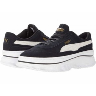 PUMA プーマ レディース 女性用 シューズ 靴 スニーカー 運動靴 Deva Suede Puma Black/Marshmallow【送料無料】