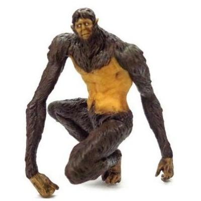 中古トレーディングフィギュア 獣の巨人 「カプセルOne 進撃の巨人 リアルフィギュアコレクション」