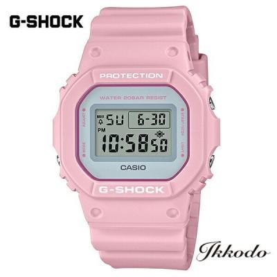 あすつく G-SHOCK Gショック カシオ SPECIAL COLOR クォーツ国内正規品 腕時計 DW-5600SC-4JF 【DW5600SC4JF】