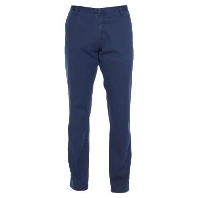 アティピコ AT.P.CO パンツ ブルー 44 コットン 70% / 麻 29% / ポリウレタン 1% パンツ