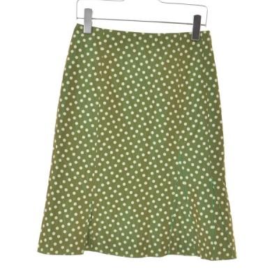【期間限定値下げ】AKRIS / アクリス punto ドット柄 スカート