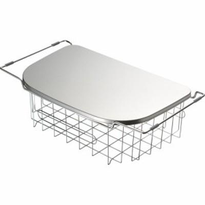 レイエ 調理スペースが広がるトレー&水切り LS1538(1個)[キッチン用品 その他]