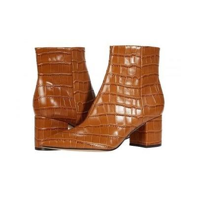 Marc Fisher LTD マークフィッシャーリミテッド レディース 女性用 シューズ 靴 ブーツ アンクル ショートブーツ Jarli 4 - Medium Natural Leather