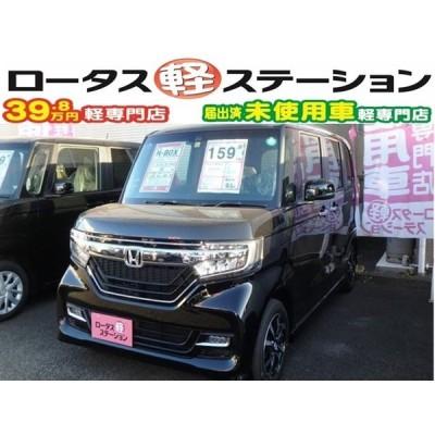 N-BOX カスタム 660 G L ホンダセンシング 届出済未使用車