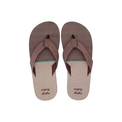 ビラボン Billabong Fifty 50 Sandals メンズ サンダル Brown