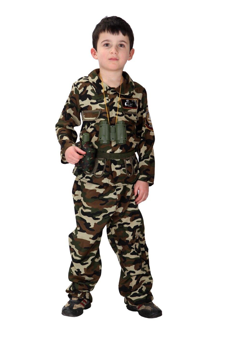 東區派對-  萬聖節服裝,職業變裝服/陸軍服裝/迷彩服服裝/特種部隊服裝