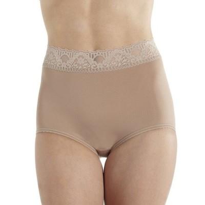 カベルネ レディース パンツ アンダーウェア Seamed To Fit Stretch Full Brief Panty
